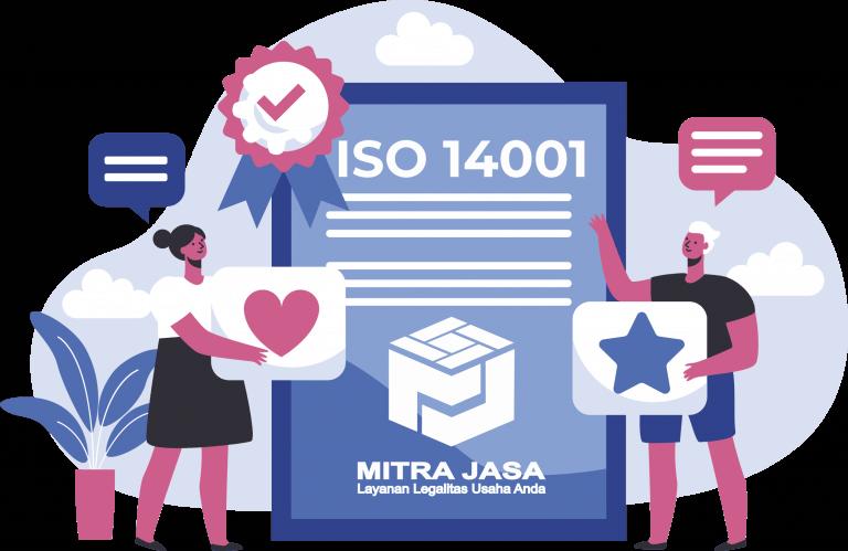 Jasa Sertifikasi & Pembuatan ISO 14001